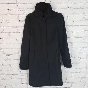 Zara Black Zip Up Jacket